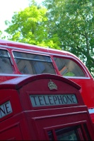 Telephone box comparison - Soho Square