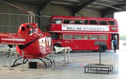 Jet powered bus not yet available - White Waltham Airfield