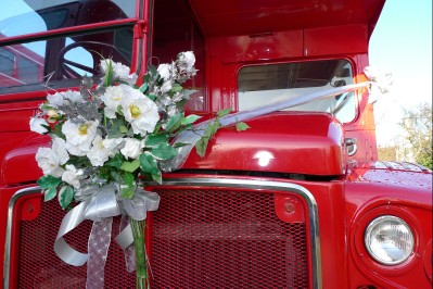 Bonnet of a Routemaster Express