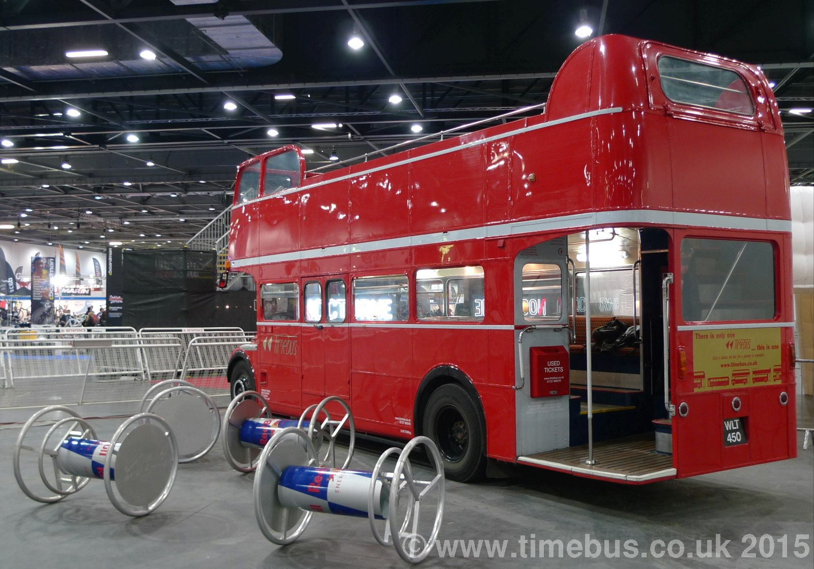 Open Top Bus Hire Timebus Space Open Topper With Open